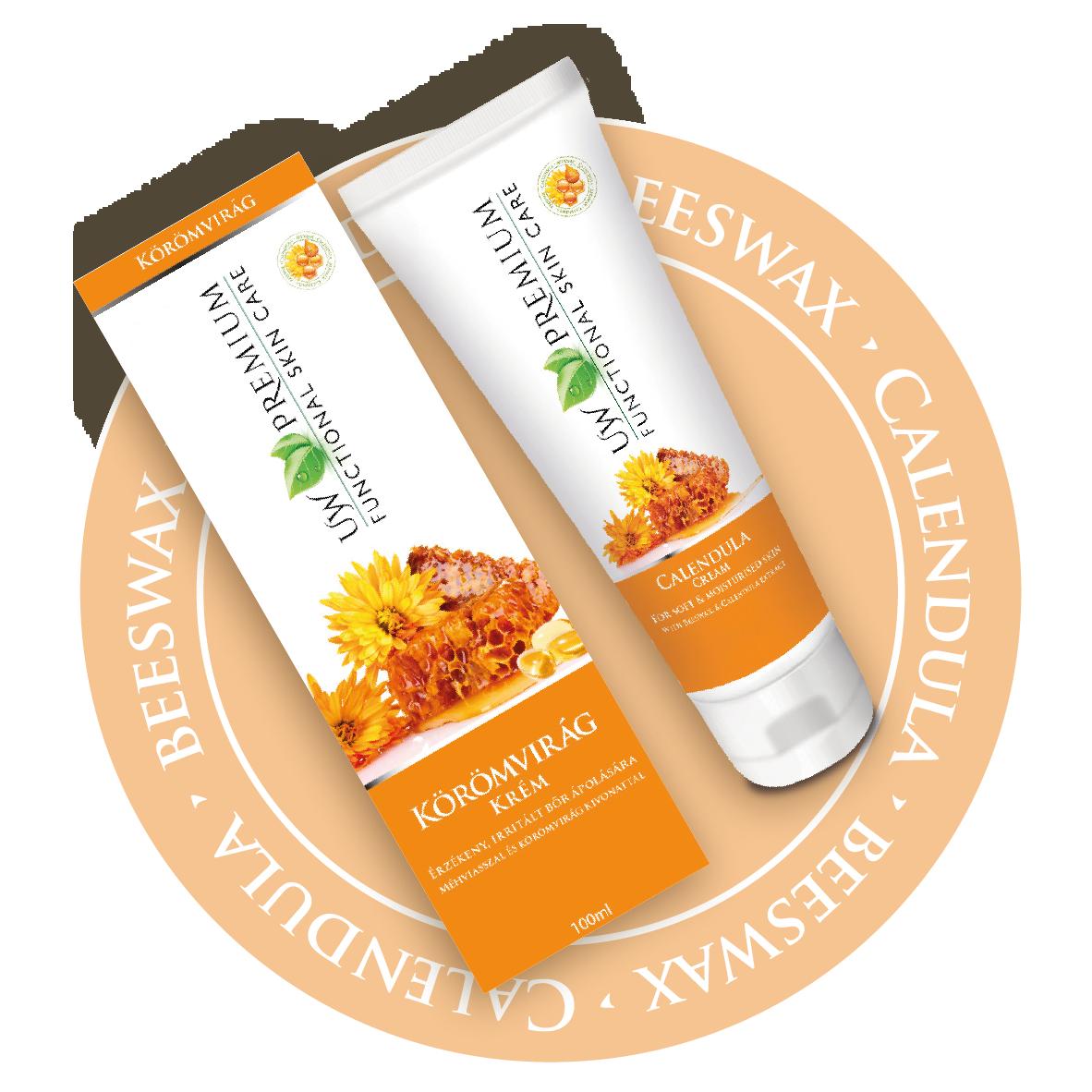 UW Premium Körömvirág krém