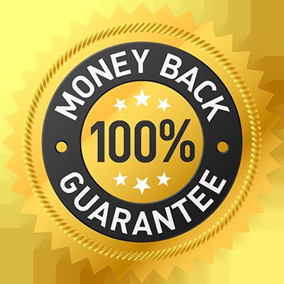 UW Premium 100% pénz visszafizetési garancia